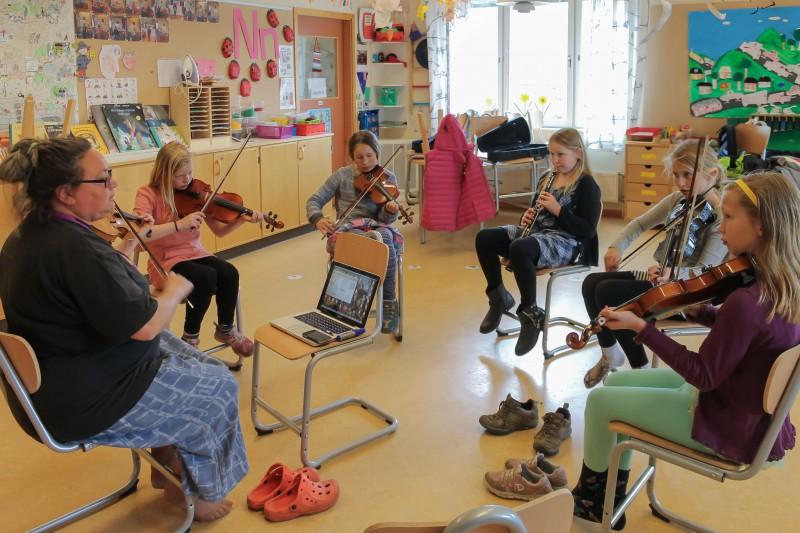 9 Bokenäsets Ådra Kom o Spela 2015