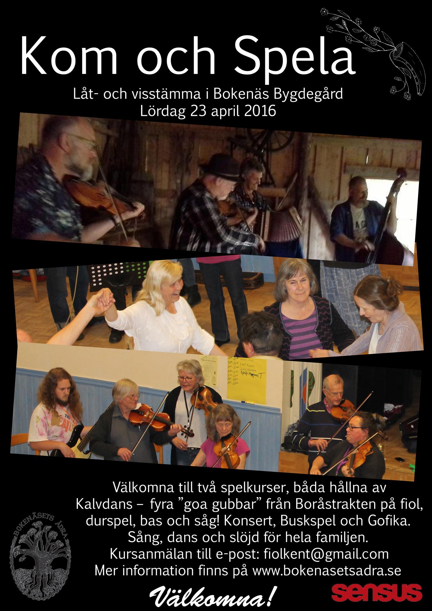 Bokenäs Kom och Spela 2016-3