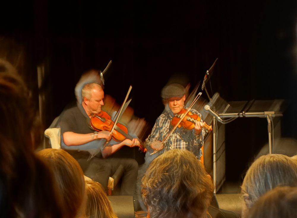 170422 Anders och Magnus konsert